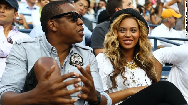 In September 2013, Jay-Z and Beyonce once again topped the Forbes list of biggest-earning celebrity couples.