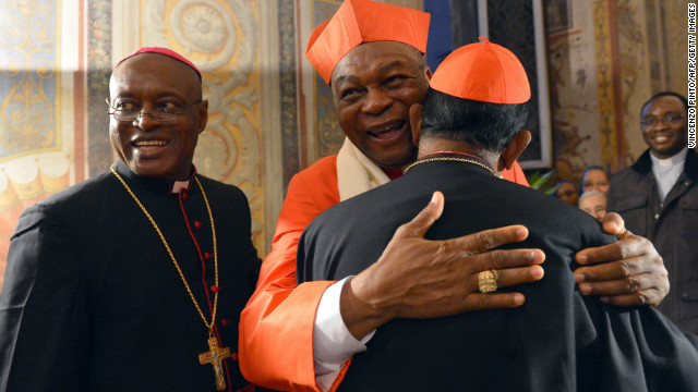 Opinion: Why the next pope should be African