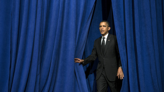 Students called back to school for Obama visit