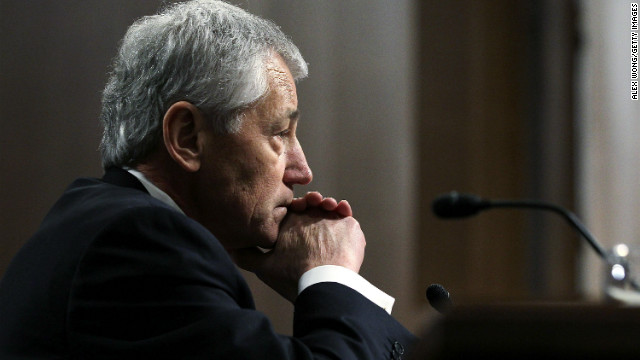 Republicanos bloquean nominacin de Chuck Hagel como secretario de Defensa de EE.UU.