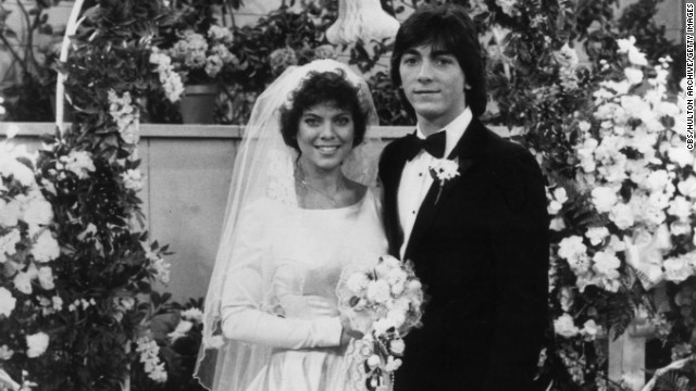 The Fonz aside, the romance between Joanie (Erin Moran) and Chachi (Scott Baio) was one of the most memorable parts of the ABC hit sitcom &quot;Happy Days.&quot; But their spinoff, &quot;Joanie Loves Chachi,&quot; was decidedly less successful.