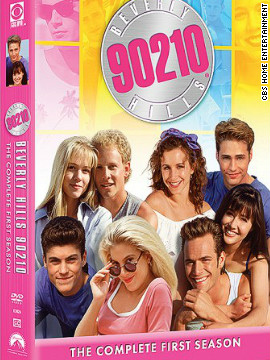 In the early going, Dylan McKay and Brenda Walsh, bottom right, were the It couple in Beverly Hills. &quot;Beverly Hills 90210&quot; became one of the first hits in the history of the Fox network -- in large part due to Luke Perry and Shannen Doherty as Dylan and Brenda. Doherty exited the show after reports of friction with cast members, and that was it for the onscreen couple.