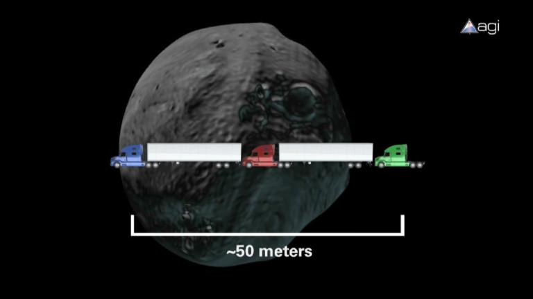 cnn asteroid - photo #31