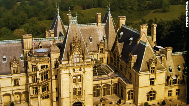 The Biltmore was the primary home of George Vanderbilt, his family and descendants from 1895 to the early 1930s.