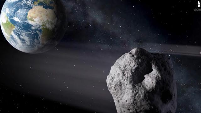 ¿Un asteroide y un meteorito el mismo día? Una entre un millón de posibilidades