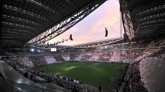 Of Serie A's big clubs, only Juventus has built a new stadium in recent years.