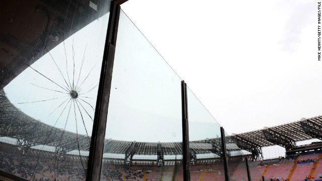 Owen Neilson is writing a book about Italian football grounds, &quot;Stadio: The Life and Death of Italian Football.&quot; &quot;If a stadia revolution is undertaken in Italy -- as it has happened in England -- a layer of culture unique to Italy will be tarmacked over, with 'Juventus Stadium' type replacements,&quot; said Neilson. &quot;Football will be changed again in favor of profit and central figures in a club's history, such as Giuseppe Meazza (who played for both AC Milan and Inter) or Romeo Menti (Vincenza), will be moved from the spotlight . That will be a real loss.&quot;