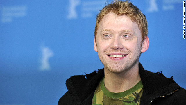'Harry Potter's' Rupert Grint tapped to star in CBS comedy