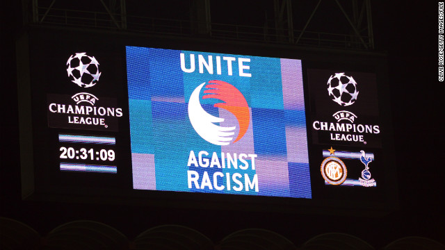 &quot;The Football Italian Federation, FIFA and UEFA must empower fan-based initiatives that are capable of creating a culture of self-regulation,&quot; &lt;a href='https://twitter.com/CliffordStott' target='_blank'&gt;Professor Clifford Stott, &lt;/a&gt;who has advised governments and police forces internationally on crowd management policy and practice, told CNN.