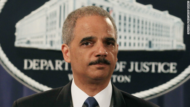 Holder's top spokeswoman announces departure from DOJ