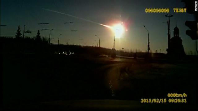 Cinco cosas que deberías saber sobre el meteorito que impactó Rusia y el asteroide