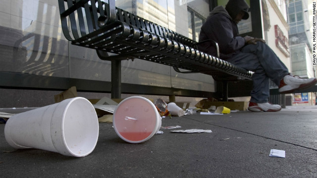Bloomberg proposed a new target during his final State of the City speech February 14: plastic foam containers. Specifically, the ban will target certain polystyrene foam products, not necessarily Styrofoam, a trademarked product of Dow Chemical Co. used in foam insulation and construction products.
