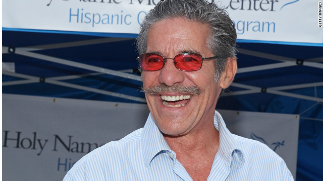 Poll: No rose-colored glasses for NJ voters over Geraldo Rivera