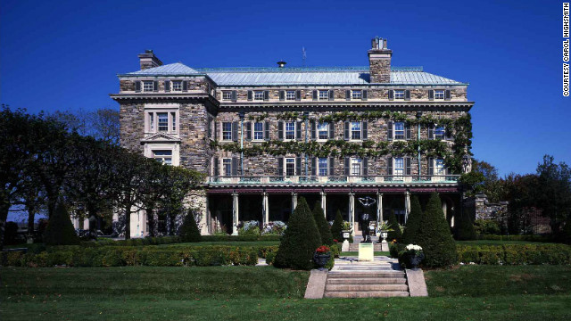 Four generations of the Rockefeller family lived at Kykuit (which means &quot;lookout&quot; in Dutch), starting with Standard Oil founder John D. Rockefeller. 