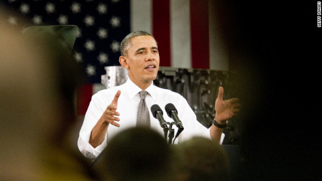 Obama: Overcoming poverty and violence hard, but can be done