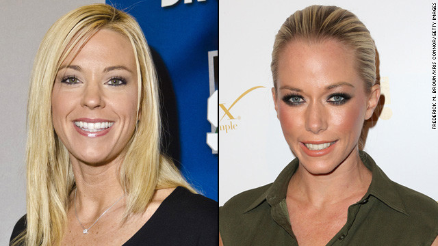 Gosselin, Wilkinson switch lives on 'Celebrity Wife Swap'