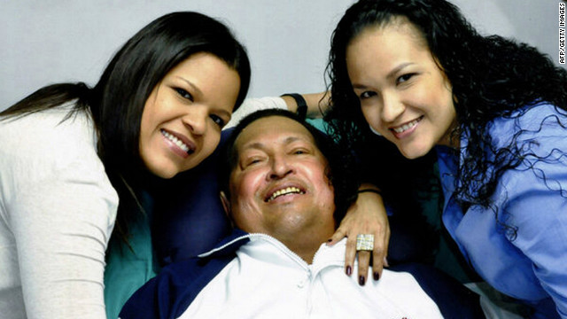 Hugo Chavez fights for his life