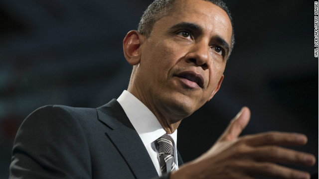 Breaking: Forced budget cuts will hurt economy, Obama says