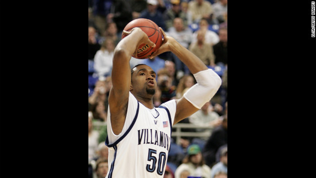 Villanova University's Will Sheridan came out to his teammates in 2003.