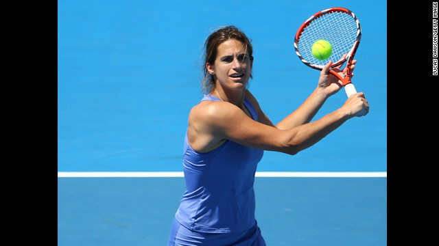 French tennis player Amelie Mauresmo came out in 1999.