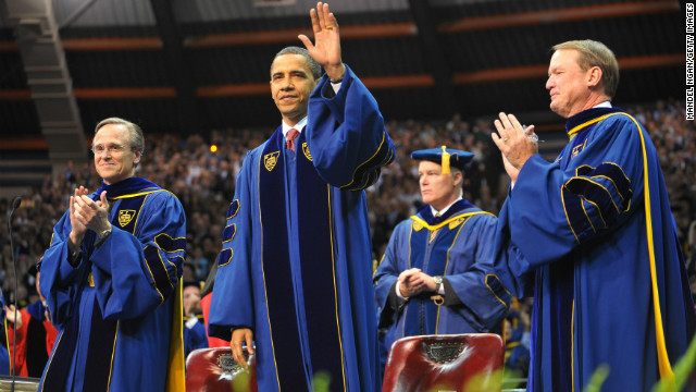 Obama to speak at Atlanta college commencement in May