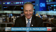 Sen. Schumer on Pres. Obama's agenda