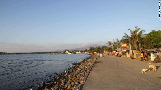 Like many small towns on Luzon, Masinloc is almost completely dependent on the fishing industry, according to the Philippines Bureau of Fisheries and Aquatic Resources.