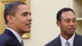 Tiger/Obama: Golf's power pair