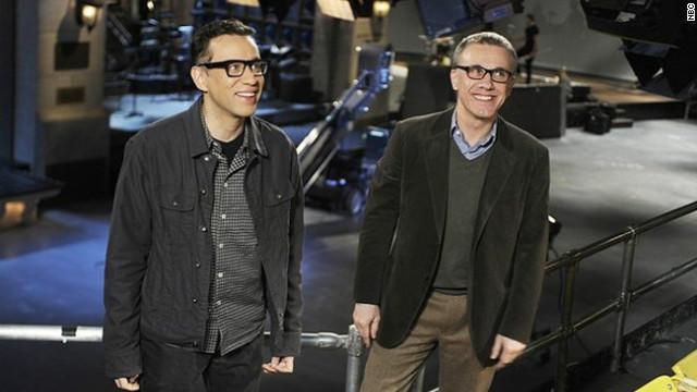 Christoph Waltz hosts 'SNL': What's the verdict?
