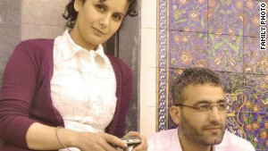 Keffah Ali Deeb was detained with close friend Rami Hinawy. He has not been released.