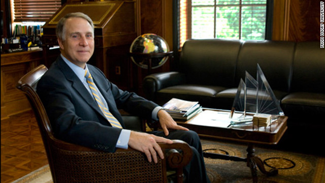 Emory president apologizes for citing slavery compromise as example of pragmatism