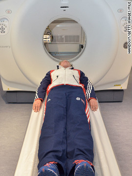 Players from novices to semiprofessionals were placed in an MRI scanner and shown video clips of a player dribbling towards them. They then had to decide in which direction to move in order to tackle them.