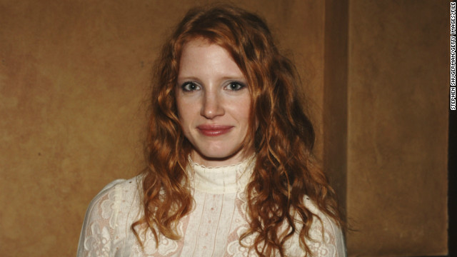 "Best actress nominee Jessica Chastain's early work includes guest spots on TV series ""ER"" and ""Veronica Mars."" The actress, here at an April 2006 party, appeared in the TV movie ""Blackbeard"" that year."