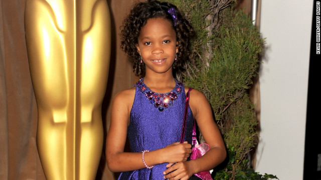 The actress, whose role in &quot;Beasts of the Southern Wild&quot; earned her a best actress nomination, will next appear in &quot;Twelve Years a Slave.&quot; Wallis, 9, is the youngest best actress nominee to date.