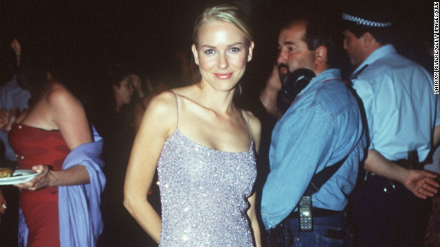 Naomi Watts' early projects included 1993's &quot;The Custodian&quot; and 1995's &quot;Tank Girl.&quot; She attracted attention for her role in David Lynch's &quot;Mulholland Dr.&quot; in 2001 and became somewhat of a household name after the 2002 thriller &quot;The Ring.&quot; The actress here attends film awards in Sydney, Australia, in 1999.
