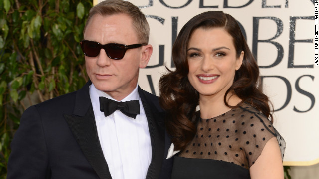 Rachel Weisz, Daniel Craig aren&#039;t attending Oscars