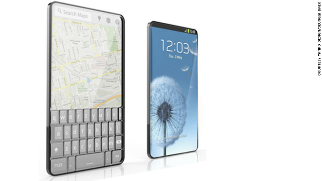 Korean designer Seunggi Baek's Bubble Phone gives users the best of two worlds. It has a full-length touchscreen on one side and a raised bubble keypad on the reverse. The screen is transparent so users can flip the phone and use it whichever way they want.<!-- --> </br><!-- --> </br><!-- --> </br>Compiled by Monique Rivalland