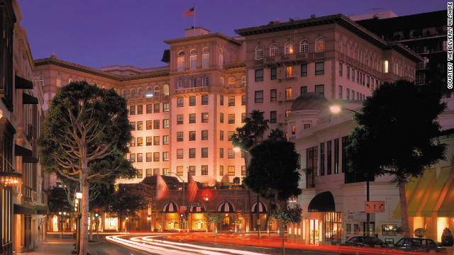 "The Beverly Wilshire is referred to by some locals as the ""Pretty Woman"" hotel for its role in the 1990 film starring Julia Roberts and Richard Gere."