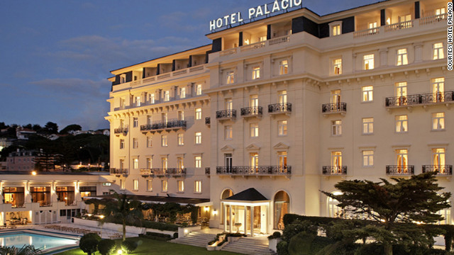 "The James Bond film ""On Her Majesty's Secret Service"" features the Hotel Palacio in Estoril, Portugal."