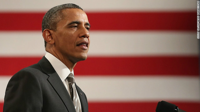Obama pushes Congress to avoid forced spending cuts