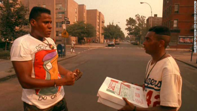 """Do the Right Thing,"" with Bill Nunn, left, and Spike Lee, was one of the most buzzed about movies of 1989 and has been called ""one of the best American films of all time"" by The New York Times. With only two nominations -- best supporting actor for Danny Aiello and best screenplay -- it came up empty-handed at the Oscars. Director <a href='http://www.hollywoodreporter.com/news/spike-lee-why-i-havent-207371' target='_blank'>Spike Lee told The Hollywood Reporter in 2011</a> that he was still annoyed by the slight."