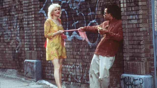 Many critics noted that Jeffrey Wright, here with Courtney Love, seemed to inhabit the role of the doomed artist Jean-Michel Basquiat in the 1996 biopic &quot;Basquiat.&quot; But that acclaim didn't translate into an Oscar nomination.