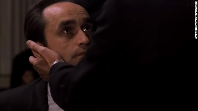"""I know it was you Fredo. You broke my heart!"" John Cazale broke lots of moviegoers' hearts as the fragile and vulnerable Fredo Corleone in ""The Godfather: Part II."" In what struck many as a massive snub, Cazale was never nominated for the role, though he has the distinction of being the only actor to have every feature film he appeared in (a total of five) be nominated for best picture."