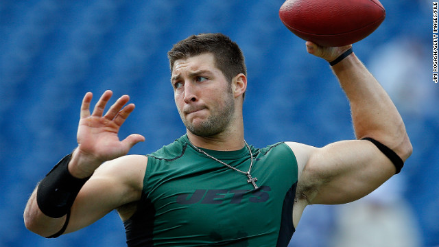 Tim Tebow pulls out of speaking at Dallas church