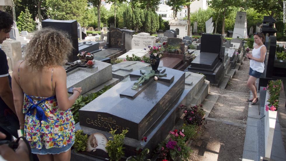 Père Lachaise, París, Francia