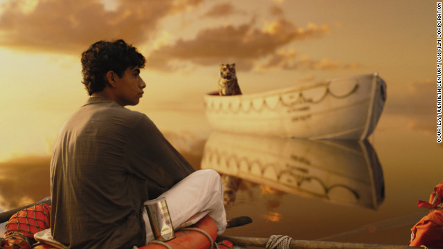 &quot;Life of Pi,&quot; starring Suraj Sharma, was shot in a number of cities, including Puducherry on India's southeast coast.