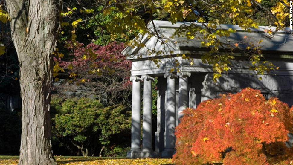 Cementerio Woodlawn, Nueva York, Estados Unidos