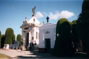 Cementerio Punta Arenas, Chile