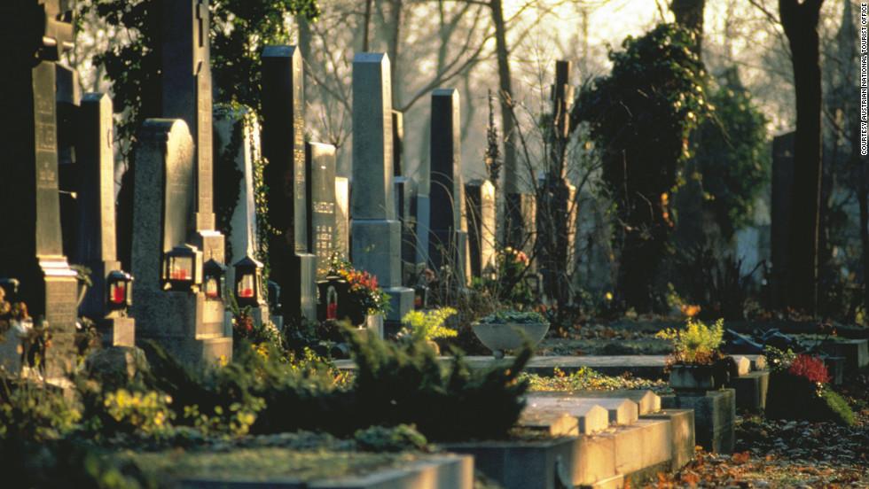 Cementerio Central, Viena, Austria