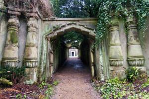 Cementerio Highgate, Londres, Inglaterra